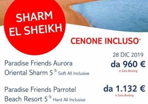 Capodanno a Sharm el…